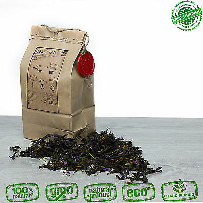 Russian Willow herb Green Tea IVAN TEA 80gr. with FLOWES | Blooming sally