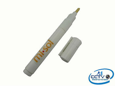 No Residue Misol Flux Pen For All Electrical Soldering Works and Solar Panel DIY