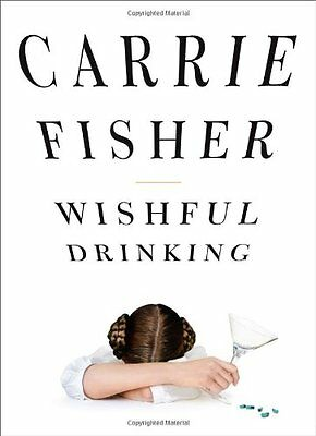 Wishful Drinking Carrie Fisher Paperback Brand New 9781847397836