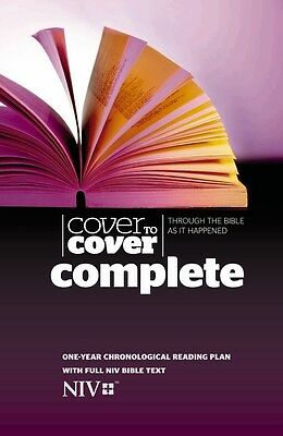 Cover to Cover Bible Study:  Complete NIV Edition