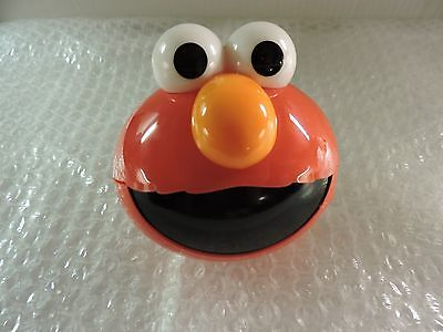SNACK O SPHERE ELMO, Sesame Street Character Snack Container, Ages 2+