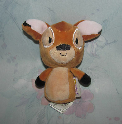 Itty Bittys Plush Figure Bambi (Brown Deer/Fawn) - Hallmark