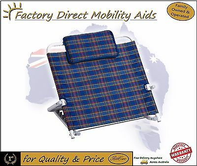 5 X Adjustable Back Rest / Backrest / Direct Importer  Bulk Buy!!
