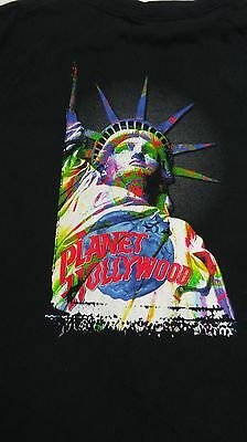Vintage 90s Planet Hollywood New York City T-Shirt XL