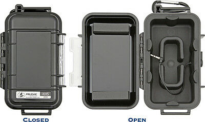 Pelican Closeout New iPhone and iPod Touch Case I1015 SOLID BLACK