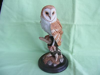 Country Artists Barn Owl CA431