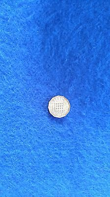 QUEEN ELIZABETH II  3d THREEPENNY COIN 1967 shiny