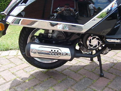 LAMBRETTA PATO MOTORCYCLE MOTORBIKE MOPED SCOOTER EXHAUST 125ccc 50cc 151cc
