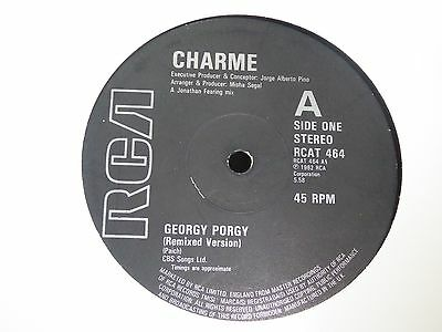 Charme (Luther Vandross) - Georgy Porgy - Jazz Funk Soul - MP3