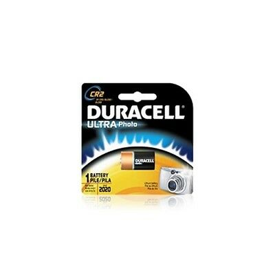 Duracell DL CR 2 UL.M3 030480 Fotobatterie Battery Power Supply vorgeladen