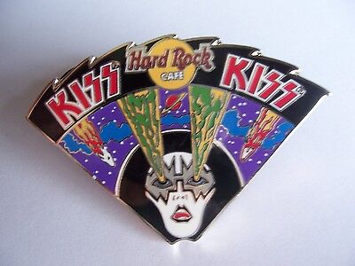 2004 Ace Frehley Kiss Rock And Roll Over Hard Rock Cafe Pin L.E. 200 Rare