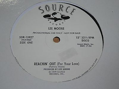 Lee Moore - Reaching Out - Jazz Funk Soul - MP3