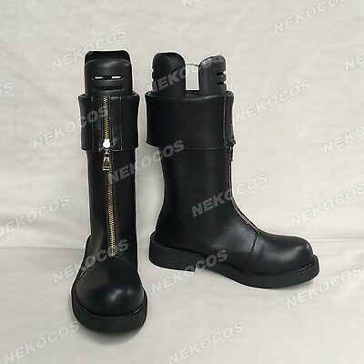 Final Fantasy Cloud Strife Cosplay Shoes Unisex Boots Customized