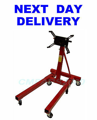 2000LB 900kg Folding Engine Stand Hoist Crane Compare ES900F NEXT DAY DELIVERY