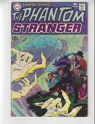 Showcase #80/Silver Age DC Comic Book/1st SA Phantom Stranger/FN+