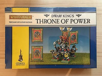 Warhammer, Dwarf King's Throne Of Power