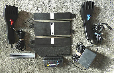 Scalextric Drift/Street Sport Power & Control Pack. With 2 x Controllers,M/Plug