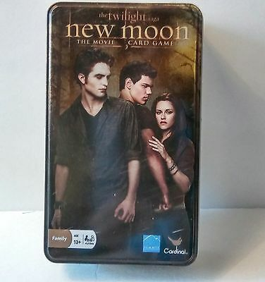 """The Twilight Saga """"New Moon"""" The Movie Card Game -Cards Never Opened"""