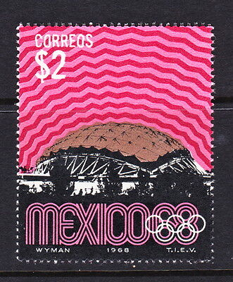 "Mexico 1968   ""olympic Issue""  Sc#999 Cv$4 (A1407)"