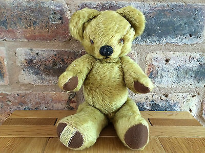 Exquisite & Cute 1957 Merrythought Mohair Teddy Bear