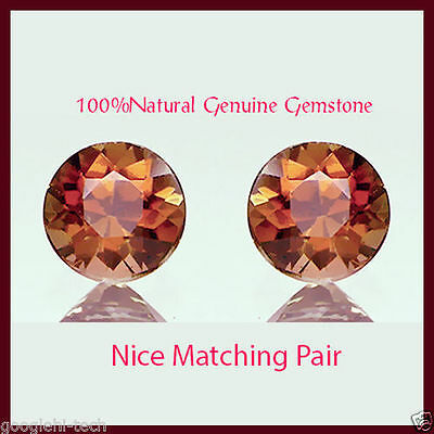 0.36Ct Truly Investment Grade Gem - Multi Color Sparkling Natural ANDALUSITE LG4