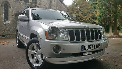 2007 JEEP GRAND CHEROKEE 3.0CRD V6 OVERLAND|STARTECH AUTO DIESEL 4X4. Immaculate