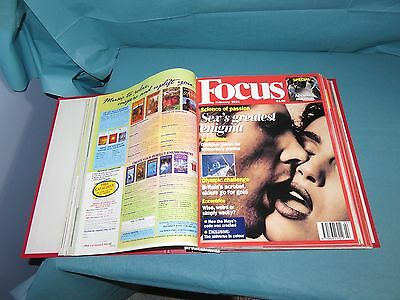 Focus Magazines from 90's