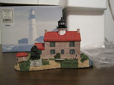 2001 Harbour Lights Lighthouse #260 East Point, New Jersey (Nib)