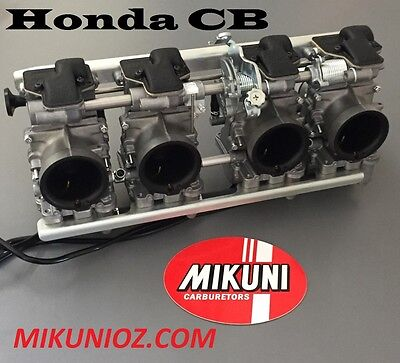 Honda CB1100, Honda CB900, CB750 Mikuni Carburetor RS36 Smoothbore Carb Kit