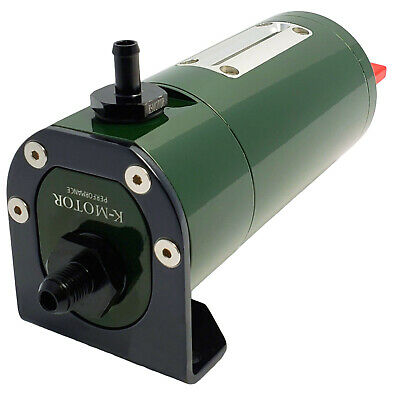 K-Motor An10 Aluminum Oil Catch Can Reservoir Tank With Breather Filter Baffled