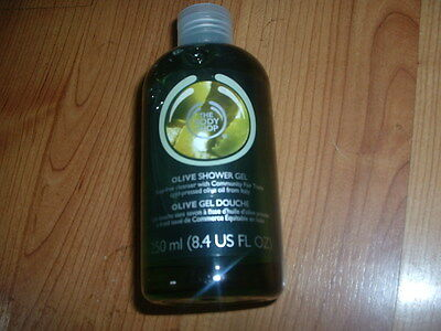 The Body Shop Olive Shower Gel 250Ml. New. Free Shipping