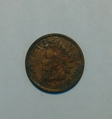 one cent 1906 us indian head