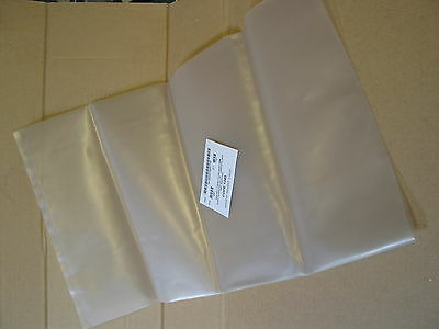 "20 x PVC Plastic rare book  Sleeve Covers  strong  Heavy duty ex MOD 14""X24"" app"