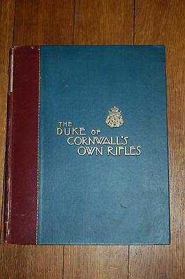 History of the Canadian Duke of Cornwall's Own Rifles Published 1901.
