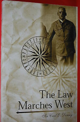 The Law Marches West