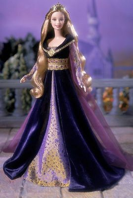 Sammler/Collector Barbie DOTW Princess of the French Court NRFB