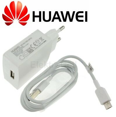 CHARGEUR SECTEUR HUAWEI ORIGINAL + Cable Huawei Ascend Mate