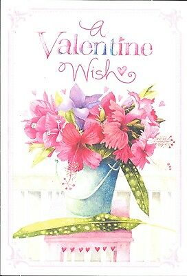 Marjolein Bastin Nature's Sketchbook Happy Valentine's Day Hallmark Card