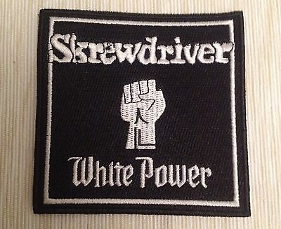 Isd Skinhead Patch 28