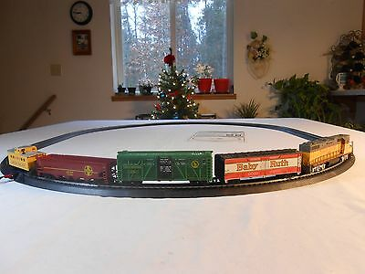 Ho Union Pacific Electric Train Set All Aboard!