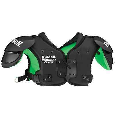Riddell Quest Youth American Football Shoulders pads
