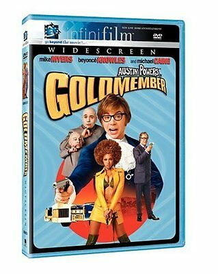 Austin Powers in Goldmember - Widescreen - DVD - Mike Myers - Beyonce Knowles