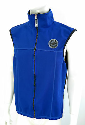 Castelli Wind Stopper Full Zip Mens Cycling Vest Size : XL