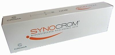 Synocrom 2 ml injektion/Synocrom 2 ml injection