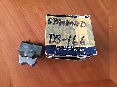 DS 166 DS-166 Dimmer Switch STANDARD