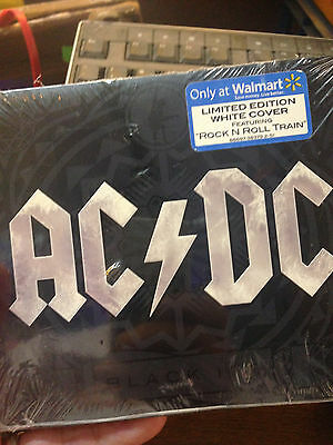 Acdc black ice limited edition yellow cover +album reviews.