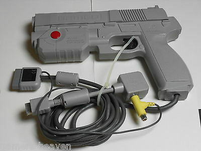 Namco G-Con Lightgun / Light Gun für Playstation 1 / PS1