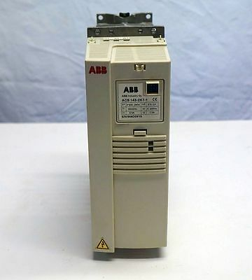 ABB Variable Frequency Drive Cat# ACS143-2K7-1, 3/60/240v