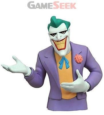Batman The Animated Series - Joker Coin Bust Bank (18Cm) - Tv/movies/games New
