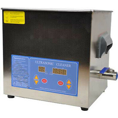 Sc  Professional Digital Ultrasonic Cleaner With Heating And Drain+Stainless Ste